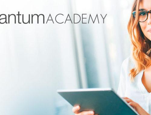 Lanzamos Quantum Academy, formación en estética para profesionales